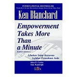 MIC PUBLISHING Empowerment Takes More Than A Minute [MIC-MDC-BK-063] - Craft and Hobby Book