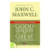 MIC PUBLISHING Good Leader Ask Greart Question [MIC-MDC-BK-109] - Craft and Hobby Book