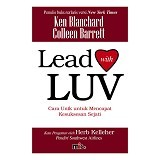MIC PUBLISHING Lead With Luv [MIC-MDC-BK-042] - Craft and Hobby Book