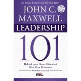 MIC PUBLISHING Leadership 101 [MIC-MDC-BK-095] - Craft and Hobby Book