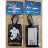 MICHELIN Luggage Tag - Blue - Name Tag Tas / Luggage Tag