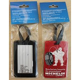 MICHELIN Luggage Tag - Red - Name Tag Tas / Luggage Tag