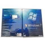 MICROSOFT COA Windows 7 Pro OEM 32 & 64 bit - Client Software Windows Os Oem