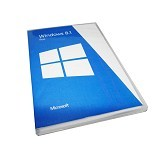 MICROSOFT COA Windows 8.1 Pro OEM 32 & 64 bit - Client Software Windows Os Oem