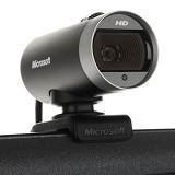 MICROSOFT LifeCam Cinema [H5D-00016] - Web Cam Clip-On
