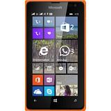 MICROSOFT Lumia 435 Dual SIM - Orange - Smart Phone Windows Phone