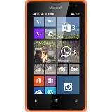 MICROSOFT Lumia 532 Single SIM - Orange - Smart Phone Windows Phone