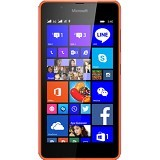MICROSOFT Lumia 540 - Orange (Merchant) - Smart Phone Windows Phone