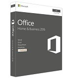 MICROSOFT Office Home & Business 2016 for Mac [W6F-00476] [W6F-00882] - Client Software Office Application Fpp