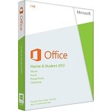MICROSOFT Office Home & Student 2013 - Client Software Office Application Fpp