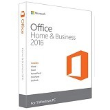 MICROSOFT Office Home and Business 2016 [T5D-02274] - Client Software Office Application FPP