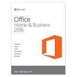 MICROSOFT Office Home and Business 2016 [T5D-02274] (Merchant) - Client Software Office Application Fpp