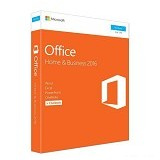 MICROSOFT Office Home and Business 2016 [T5D-02274] [T5D-02695]