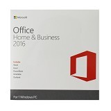 MICROSOFT Office Home and Business 2016 [T5D-02695] (Merchant) - Client Software Office Application Fpp
