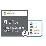 MICROSOFT Office Mac Home and Student 2016 [GZA-00980] (Merchant) - Client Software Office Application Fpp