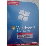 MICROSOFT Windows 7 Professional FPP English EM DVD 32bit / x64 [FQC-02818] (Merchant) - Software Windows Os Licensing