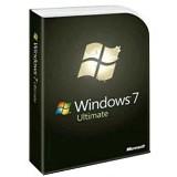MICROSOFT Windows 7 Ultimate Original 1 PC [EQC-07818] (Merchant) - Client Software Windows Os Fpp