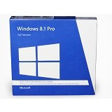 MICROSOFT Windows 8.1 Pro Full Version - Client Software Windows OS FPP
