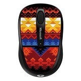MICROSOFT Wireless Mobile Mouse 3500 Artist Edition [GMF-00366] - Koivo - Mouse Mobile