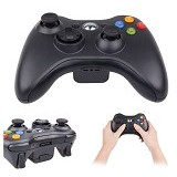 MICROSOFT Xbox 360 Wireless Stick Contoller - Black (Merchant)