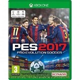 MICROSOFT Xbox One PES Pro Evolution Soccer 2017 (Merchant)
