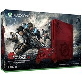 MICROSOFT Xbox One S 2tb Gear Of War4 Limited Red Edition (Merchant) - Game Console