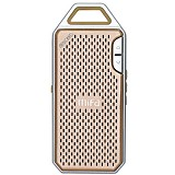 MIFA Portable Bluetooth Speaker F4 - Gold - Speaker Bluetooth & Wireless