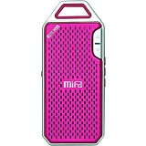MIFA Portable Bluetooth Speaker F4 - Pink - Speaker Bluetooth & Wireless