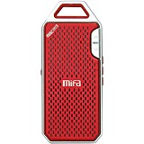 MIFA Portable Bluetooth Speaker F4 - Red - Speaker Bluetooth & Wireless