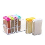 MIIBOX 6 in 1 Seasoning Box (Merchant) - Tempat Bumbu