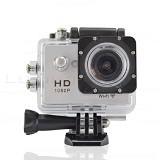 MIIBOX Action Camera Wifi - Silver - Camcorder / Handycam Flash Memory