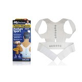MIIBOX Posture Sport Power Magnetic (Merchant) - Pelindung Tulang Belakang / Spine Support