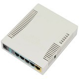 MIKROTIK Router Wireless [RB951Ui-2HnD]