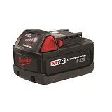MILWAUKEE Power Tools Battery 3.0 Ah [M18 Bx] - Aksesori Gergaji