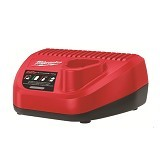 MILWAUKEE Power Tools Charger M12 Batteries [C12 C] - Aksesori Gergaji