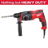 MILWAUKEE Rotary Hammer 3 Mode [PH 26] - Bor Mesin