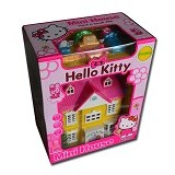 MINI HOUSE Hello Kitty - Rumah Boneka