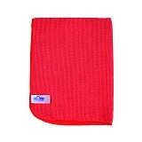 MIPACKO MICROFIBER Microfiber Heavy Duty Cloth - Red - Lap Serbaguna