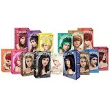 MIRANDA Hair Color 100gr - Black - Cat Rambut