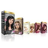 MIRANDA Hair Color Premium 200gr - Black - Cat Rambut