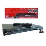 MITO DVD Player (Merchant) - Dvd and Blu-Ray Player