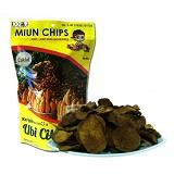 MIUN CHIPS Ubi Cilembu Rasa Coklat 70gr - Keripik Talas, Ubi & Singkong