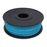 MIXIMAXI3D PLA Filament 1.75mm - Sky Blue - Engraving and Milling Accessory