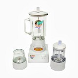 MIYAKO Blender + Wet & Dry Mill [BL-102GS] - White - Blender