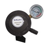MIYAKO Regulator [RM-101 M] - Regulator & Selang Kompor Gas