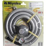 MIYAKO Regulator dan Selang Gas RMS -206 M