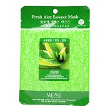 MJ CARE Sheet Mask Aloe (V) - Masker Wajah