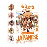 CULTURE JAPAN Moekana Japanese Learning Cards Second Edition