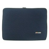 MOHAWK Softcase Laptop [301-12] - Navy Blue - Notebook Sleeve