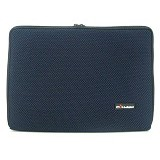 MOHAWK Softcase Laptop [301-14H] - Navy Blue - Notebook Sleeve